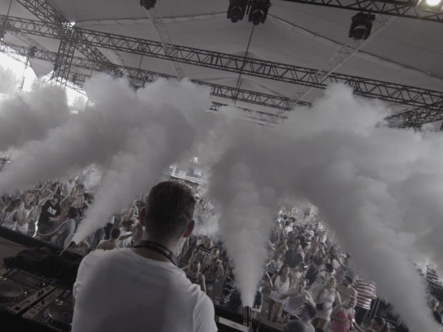 Hellbound stage @ Dance Valley 2014 Recap
